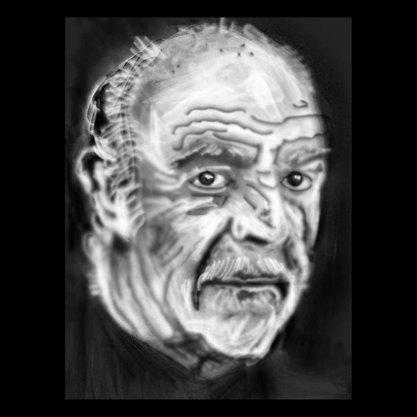 Sean Connery by Zilmari